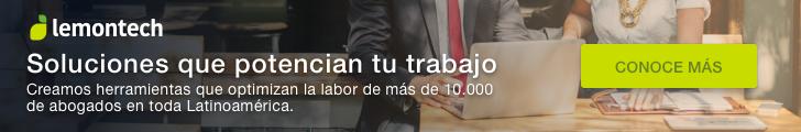 Blog Lemontech: Un espacio donde el mundo legal y la tecnología conversan el mismo idioma