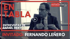 Entrevista Estado Diario Fernando Leñero CEO Lemontech