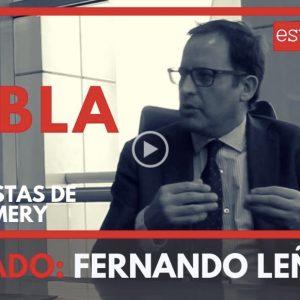 Entrevista a nuestro CEO Fernando Leñero en Estado Diario