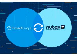 TimeBillingX integrado con Nubox