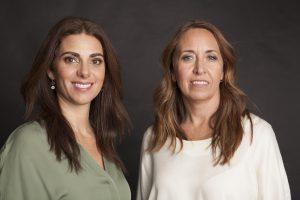 Carolina Sumar y Marisa Méndez