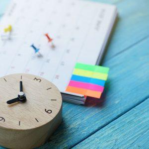 Una buena gestión del tiempo reduce el estrés del abogado