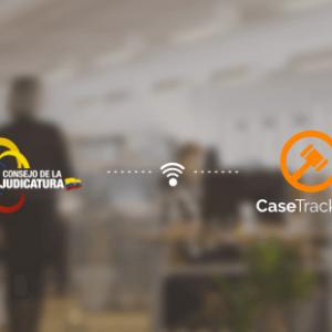CaseTracking ahora conectado a la página del Consejo de la Judicatura
