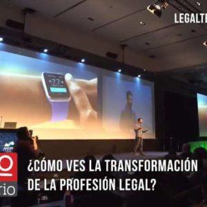 EstadoDiario comparte video conversando con los speakers del Legaltech Summit