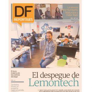 Diario Financiero: Lemontech, el despegue tras el ingreso de Accel-KKR