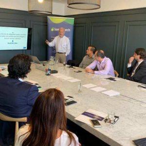 Los KPI correctos para un estudio de abogados fue la temática de nueva sesión estratégica en Perú