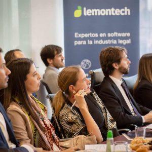 Así se vivió la sesión de Posicionamiento Estratégico para Abogados en Lemontech