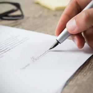 Contrato de exclusividad para abogados: ¿cómo funciona?